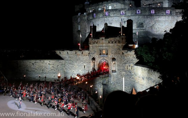 The 2018 farm tour will spend an unforgettable evening at the Edinburgh Tattoo. And I'll be on hand to help you get great photographs!