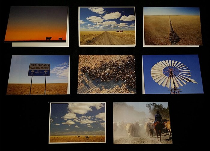 Australian outback christmas cards cattle station greeting cards outback greeting cards currently available m4hsunfo