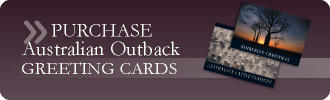 Purchase Australian Outback Greeting Cards